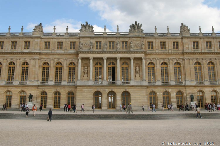 Ch 226 Teau De Versailles