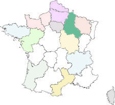 carte champagne france