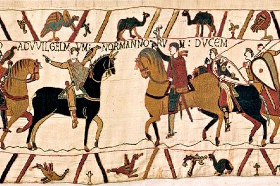 Tapisserie De Bayeux Integrale 1 3