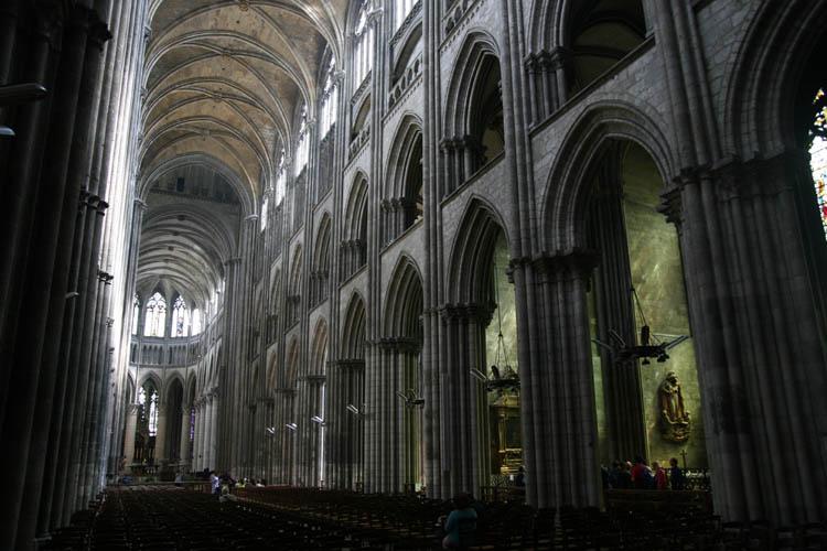 Cath Drale De Rouen