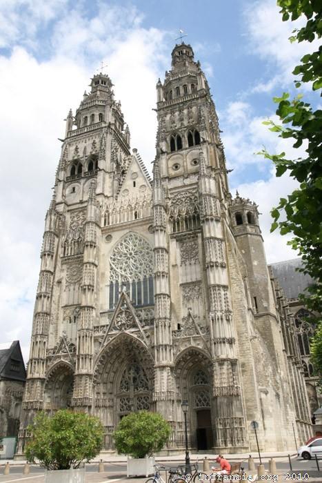 Monuments Et Photos De Tours