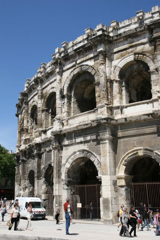 theater of nimes