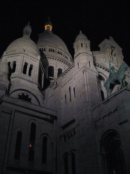 Quartiere Montmartre E Sacro Cuore