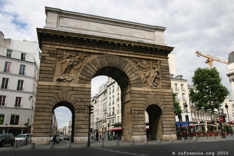 3e arrondissement for Porte saint martin