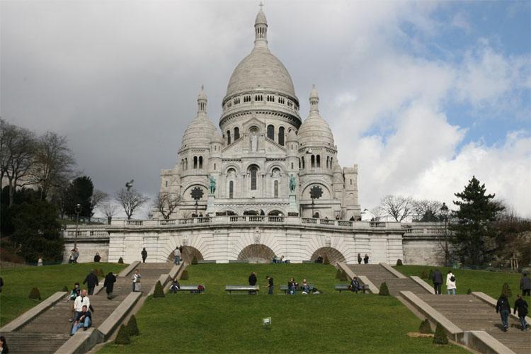 Imagini pentru Bazilica Sacré-Cœur din Paris