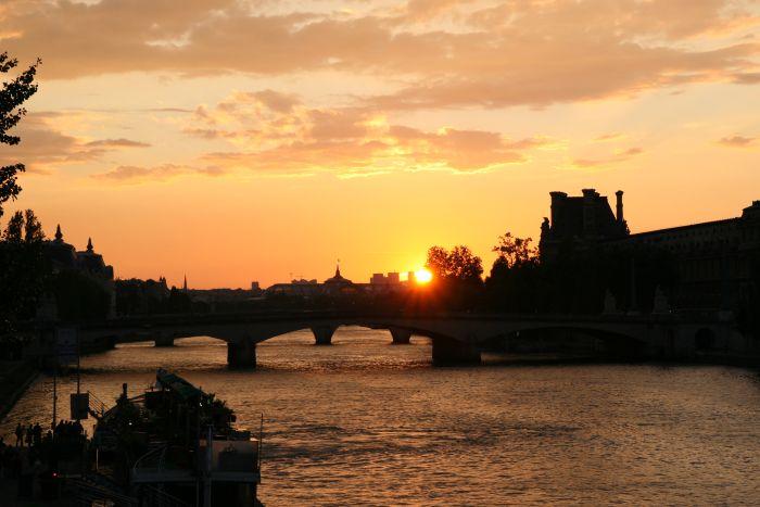 Ponts De La Seine