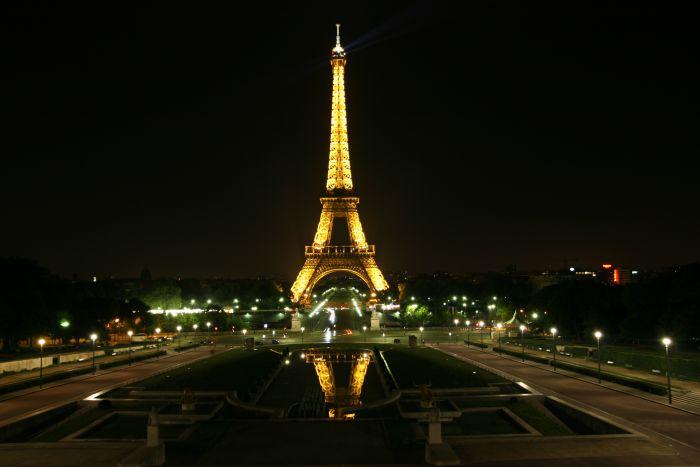 Photos De La Tour Eiffel