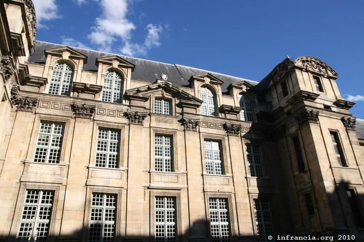 Hotels Marais District Paris France