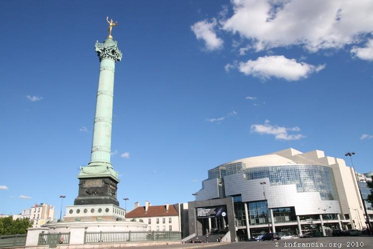 La Bastille Et 4e Arrondissement