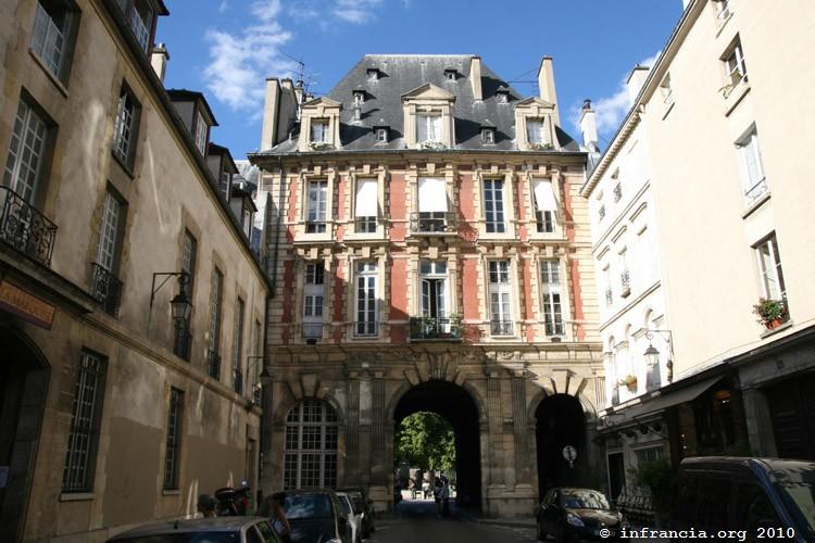 Quartier du marais for Hotel zona marais parigi