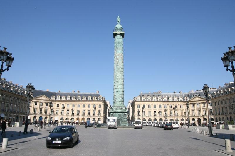 Place Vendome Piazza