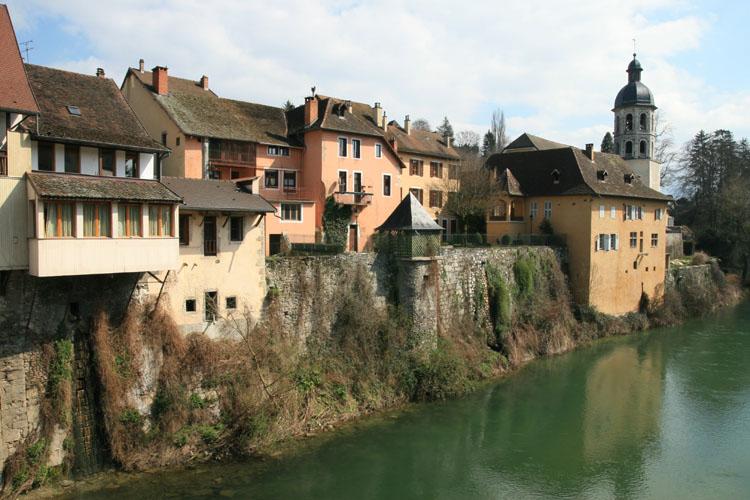 Le Pont De Beauvoisin