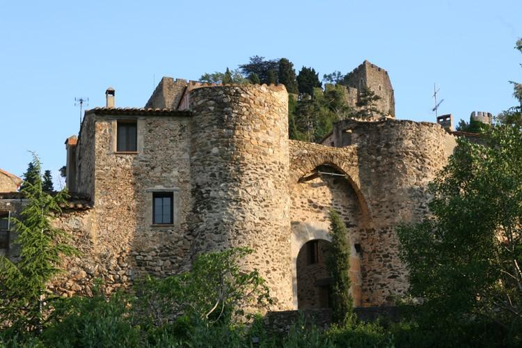 Castelnou - В окрестностях Сере (Céret)